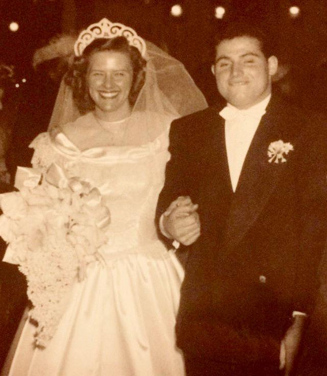 70th Wedding Anniversary ~ Fred and Lidia Loupy ~