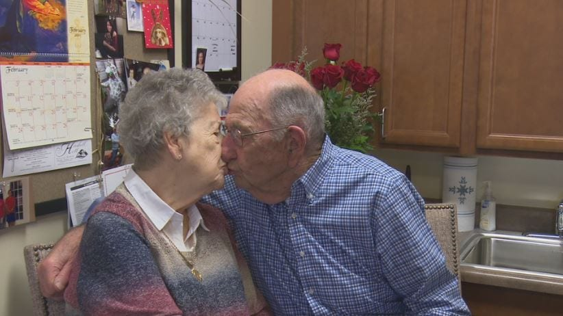 Local couple's love still sung about 70 years later